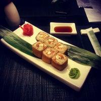Photo taken at Nori Sushi Bar by Dima T. on 5/23/2013