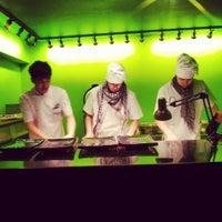 Photo taken at Nori Sushi Bar by Dima T. on 4/1/2013
