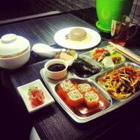 Photo taken at Nori Sushi Bar by Dima T. on 5/8/2013