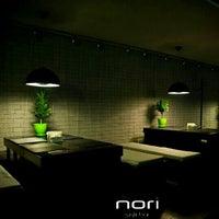 Photo taken at Nori Sushi Bar by Dima T. on 4/27/2013