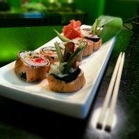 Photo taken at Nori Sushi Bar by Dima T. on 4/7/2013