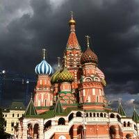 Das Foto wurde bei Roter Platz von Елена П. am 7/19/2013 aufgenommen