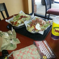 Photo taken at Moe's Southwest Grill by Nikkia H. on 6/24/2014