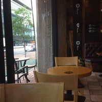 Photo taken at cafe 7gram by YoungYong on 6/9/2014