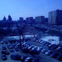 Photo taken at КЭМП Щелково by Дмитрий М. on 4/14/2013