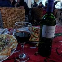 Photo taken at El punto pizzeria, San Cristobal de las Casas. by Rodrigo D. on 12/31/2014