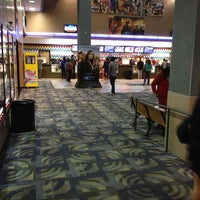 Photo taken at Regal Cinemas North Hills 14 by Jeremy S. on 4/5/2013