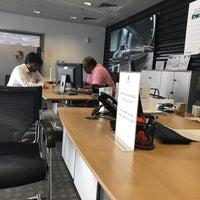 Photo taken at Porsche Service Center by Mansour on 10/31/2017