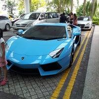 Photo taken at Thistle Hotel Johor Bahru by HooBF® 符. on 4/11/2013