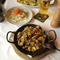 Photo taken at Gasthof zur Mauth by Alena Z. on 2/7/2014