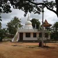 Photo taken at Darshanabodhi Temple by Priyan P. on 9/5/2013