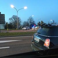 Photo taken at N16 | Rijksweg by Bram v. on 3/25/2016