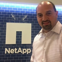 Photo taken at Netapp New Office by Kyle M. on 5/26/2016