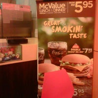 Photo taken at McDonald's by Nabilah A. on 4/21/2013