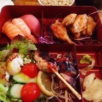 Снимок сделан в Yamamori Sushi пользователем Tracy P. 3/28/2013