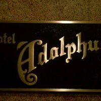 Photo taken at The Adolphus by Isaiah B. on 6/29/2013