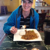 Photo taken at Hot Iron Mongolian Grill by Jason C. on 8/30/2014
