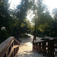 Photo taken at Parcul Mihai Eminescu by Bianca A. on 7/10/2013