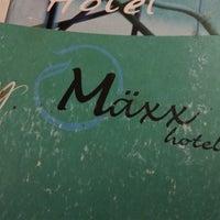 Photo taken at Maxx Hotel Bangkok by Anawat S. on 9/15/2014