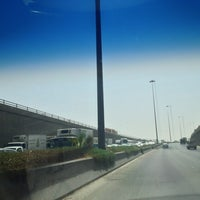 Photo taken at طريق الخرج by Salman on 8/26/2013