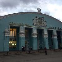 Photo taken at Спортивный плавательный комплекс ЦСКА by Ivan G. on 9/8/2017