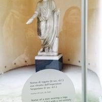 Photo taken at Museo Carlo Bilotti - Aranciera di Villa Borghese by Yulia D. on 3/22/2015