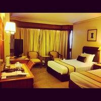 Photo taken at Topland Hotel by Pongpun M. on 10/27/2012