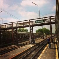 Photo taken at Taphan Hin Railway Station (SRT1099) by Pongpun M. on 5/19/2013