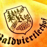 Das Foto wurde bei Restaurant Waldviertlerhof von Dieter am 1/16/2014 aufgenommen