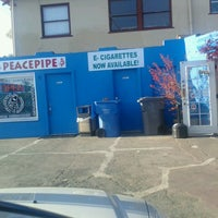 Photo taken at Peacepipe Smokeshop by Dakota K. on 4/7/2013