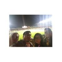 Photo taken at Estadio Morelos VIP by Boni Lezzlye L. on 4/18/2017