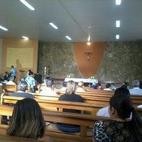 Photo taken at Paróquia São João Batista by @desativando on 3/31/2013