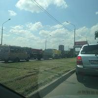 Photo taken at Казачий мост by Alexey I. on 6/27/2013
