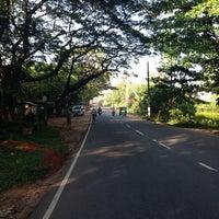 Photo taken at Minuwangoda Road (A33/B111) by Shehan F. on 11/7/2013
