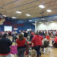 Photo taken at Coronado Junior High by theking79072 on 1/18/2014