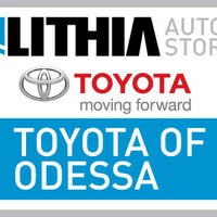 ... Photo Taken At Lithia Toyota Of Odessa By Lithia Toyota Of Odessa On  4/3 ...