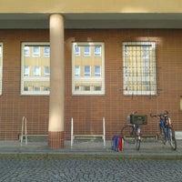 Photo taken at Fakulta tělesné výchovy a sportu by Mezera T. on 3/21/2014