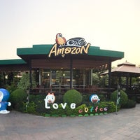 Photo taken at cafe amazon ptt  เชียงยืน by ~Caballeros.Societies~ on 5/1/2016