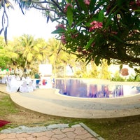 Photo taken at Rajamangala Pavilion Beach Resort by ~Caballeros.Societies~ on 3/16/2016
