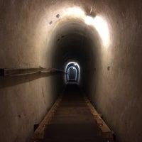 Photo taken at Бункер Лінії Арпада / Arpad Line Bunker by Vlad B. on 9/27/2017