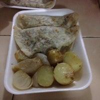 Photo taken at La Lupita Tacos by Jorge G. on 11/29/2014