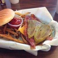 Photo taken at JC's Burger House by Robert D. on 6/9/2014