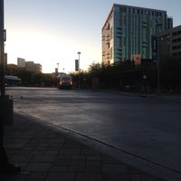 Photo taken at Tempe Transportation Center by Davin M. on 9/29/2013