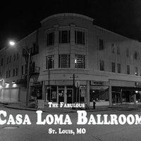 Photo taken at Casa Loma Ballroom by Casa Loma Ballroom on 3/7/2014