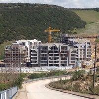 Photo taken at Jasmine Country Şantiye Ofisi by Sabri I. on 4/10/2015