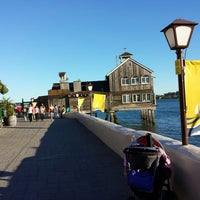 Photo taken at Seaport Village by Ziyad A. on 6/26/2013