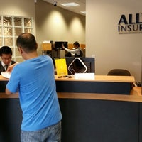 Photo taken at Allwest Insurance by Ziyad A. on 8/15/2014