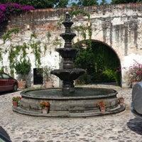 Photo taken at Hacienda De San Carlos by Alx A. on 7/11/2013