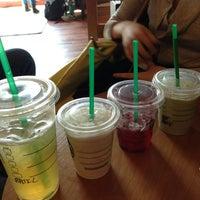Photo taken at Starbucks by Clara P. on 3/29/2013