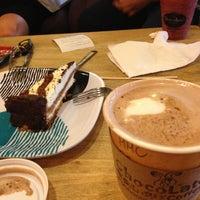 Photo taken at Chocolaté Coffee by Clara P. on 5/1/2013